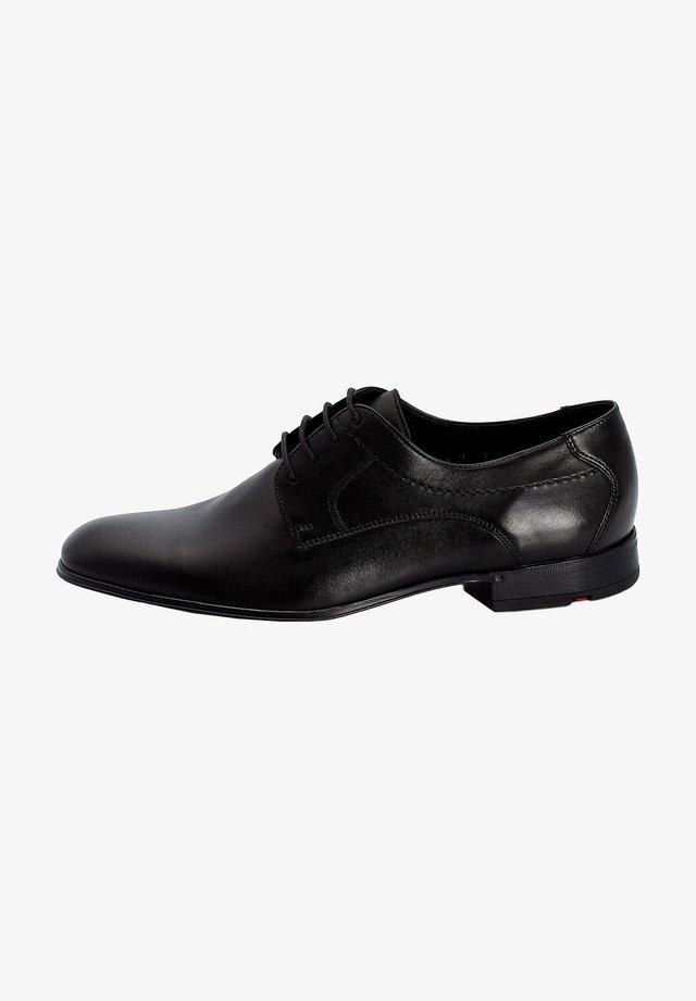 HAVEN - Stringate eleganti - schwarz