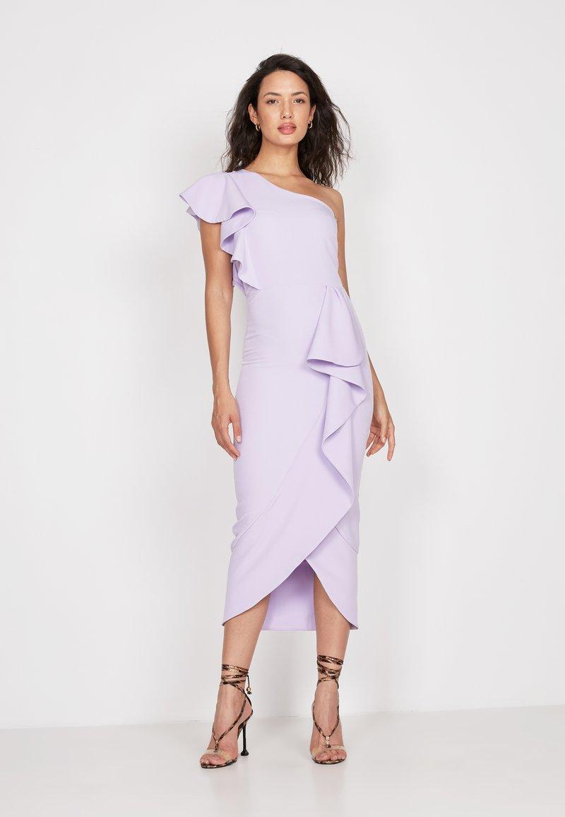 True Violet - Cocktail dress / Party dress - lilac