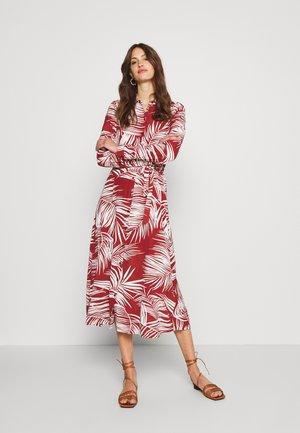 ONLAUGUSTINA SHIRT DRESS - Shirt dress - multi coloured