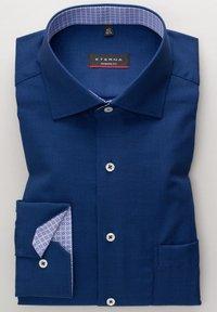 Eterna - MODERN FIT - Shirt - marine - 3