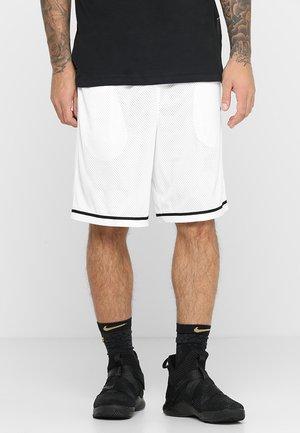 CLASSIC - Pantalón corto de deporte - white/wolf grey/black