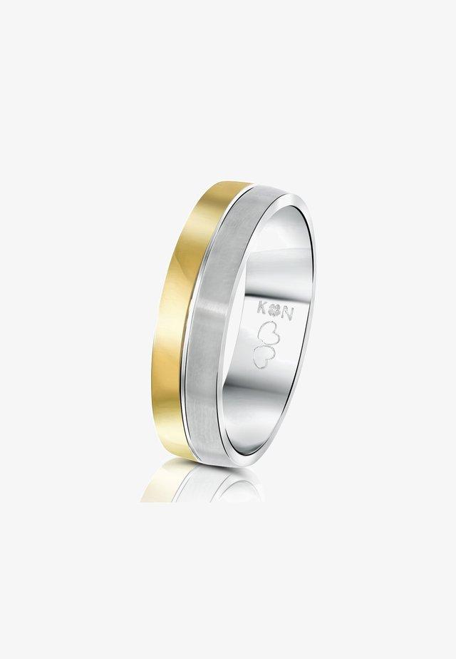 Ring - zilverkleurig/goudkleurig