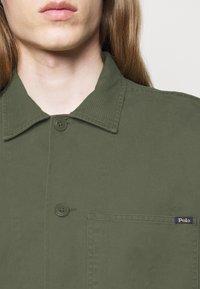 Polo Ralph Lauren - PIECEDYE MILT CHINO - Shirt - army olive - 4