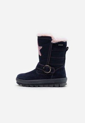 FLAVIA - Zimní obuv - blau