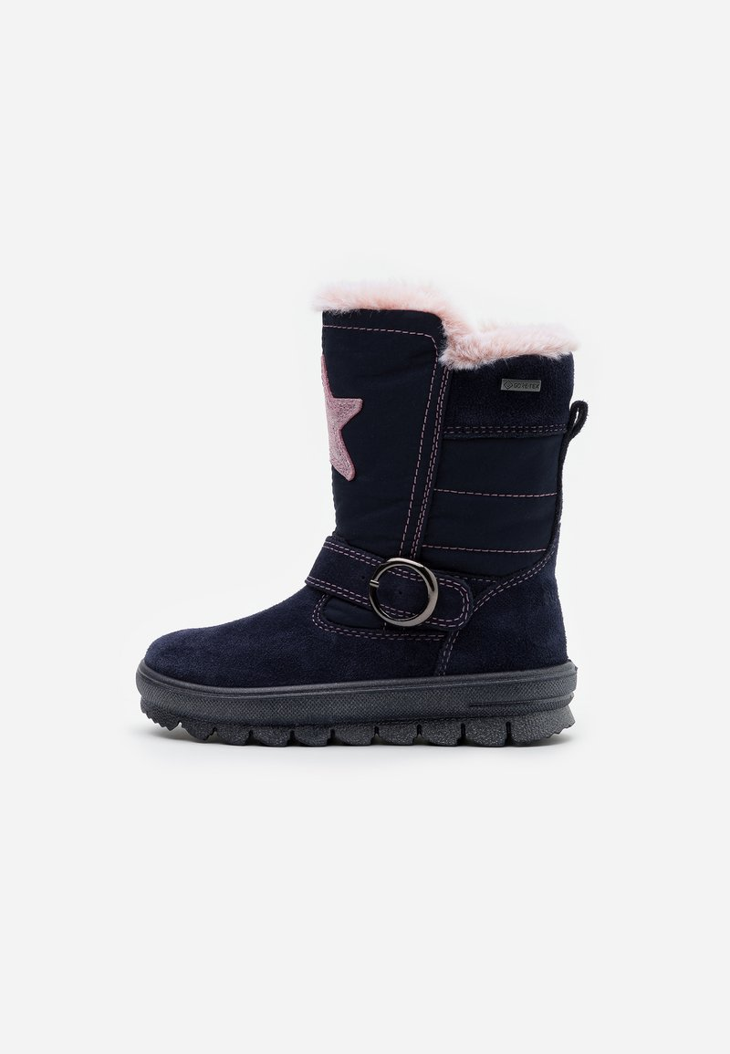 Superfit - FLAVIA - Winter boots - blau