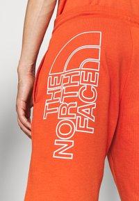 The North Face - SUMMER SHORT - Pantalón corto de deporte - burnt ochre - 4