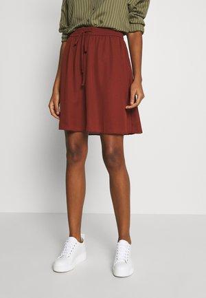 JDYNIKKY  - A-line skirt - smoked