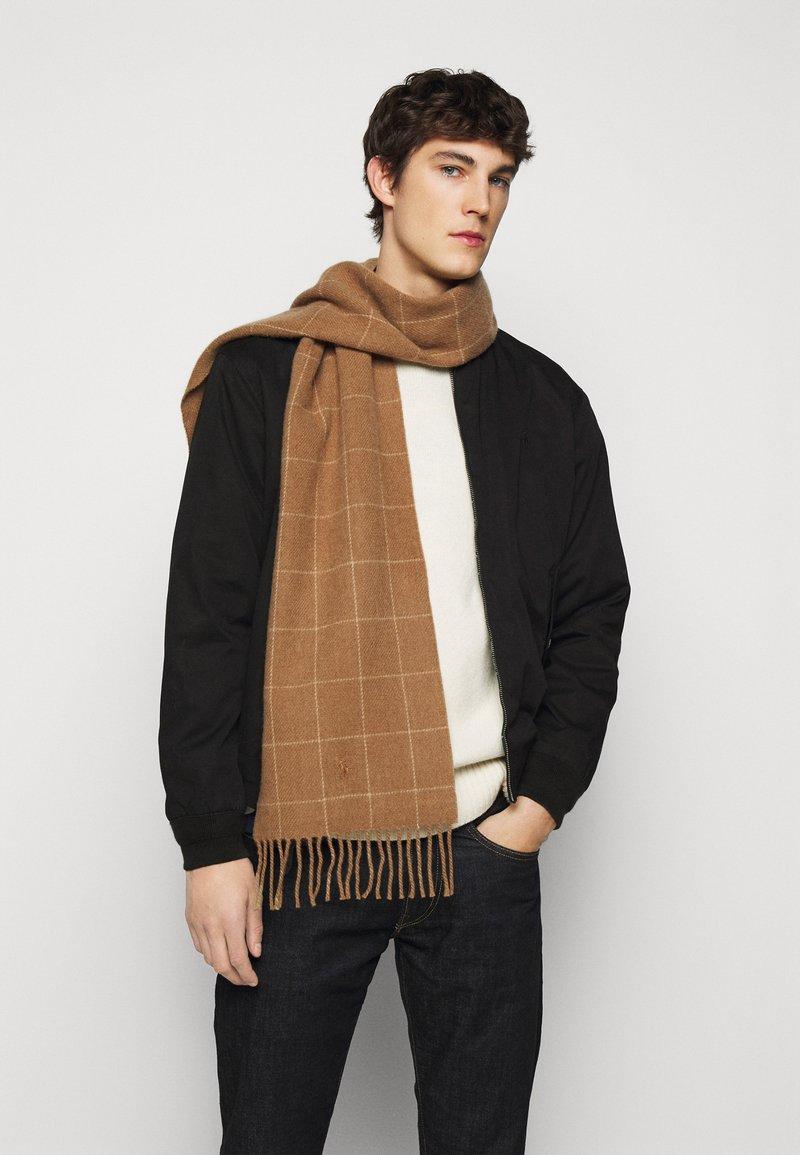 Polo Ralph Lauren - Scarf - light brown