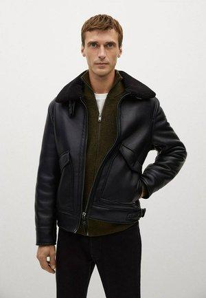 STAMFORD - Light jacket - zwart