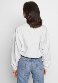 Weekday - LOU  - Sweatshirt - light grey melange - 2