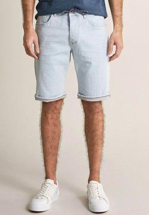 BRANDON  - Szorty jeansowe - blau