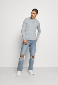 Only & Sons - ONSFLEX LIFE  - Sweter - dress blues - 1