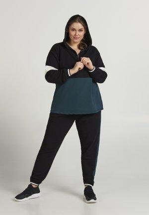 ACOSY LONG PANT - Teplákové kalhoty - black