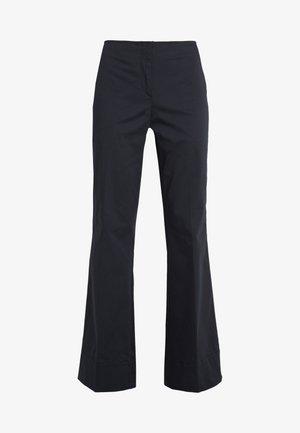 ERIKA - Pantalones - black