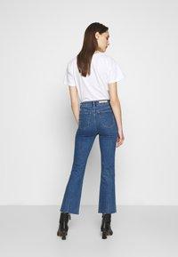 Neuw - MARILY - Bootcut jeans - blue denim - 2