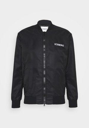 Bomber Jacket - nero