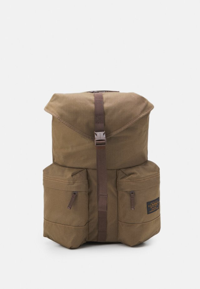 RIPSTOP BACKPACK - Ryggsekk - fieldtan