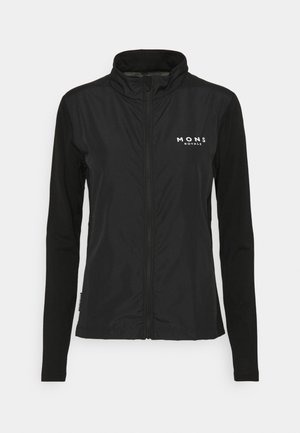 REDWOOD WIND - Trainingsjacke - black