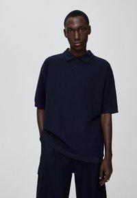 PULL&BEAR - Polo shirt - dark blue - 3