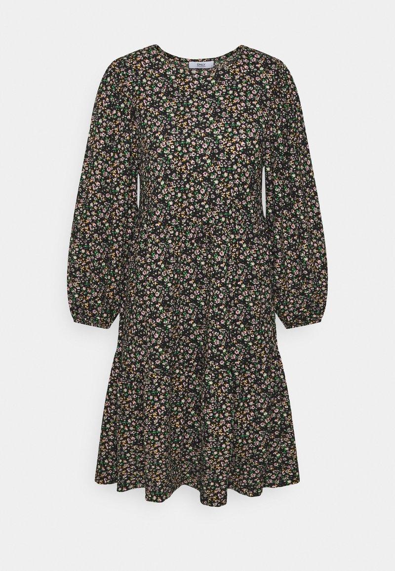 ONLY Tall - ONLZILLE SHORT DRESS TALL - Kjole - black