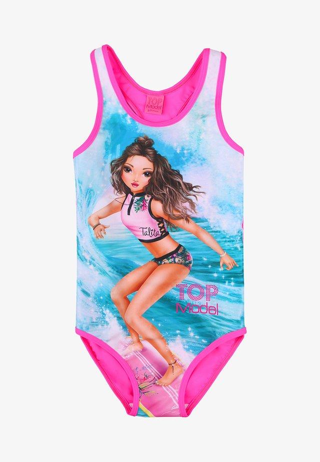 Swimsuit - aurora pink