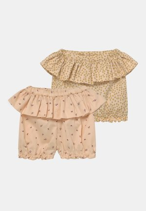 VARDA  BLOOMERS 2 PACK UNISEX - Shorts - buttercup