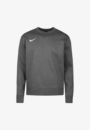 PARK 20 - Sweatshirt - charcoal heather / white
