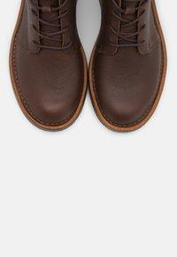 El Naturalista - VOLCANO - Ankle boots - brown - 5