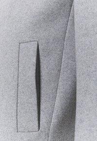 Jack & Jones - JJEMOULDER  - Kort kappa / rock - light grey melange - 2