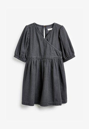 Robe en jean - grey