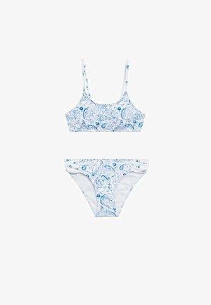 SET - Bikini - blanc