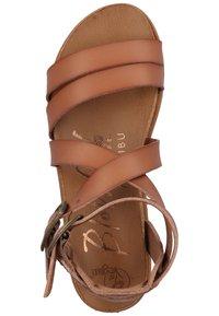 Blowfish Malibu - Platform sandals - arabian sand dyecut 398 - 3