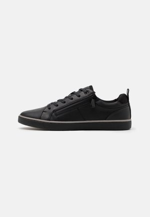 VEGAN MIRIASSI - Matalavartiset tennarit - black