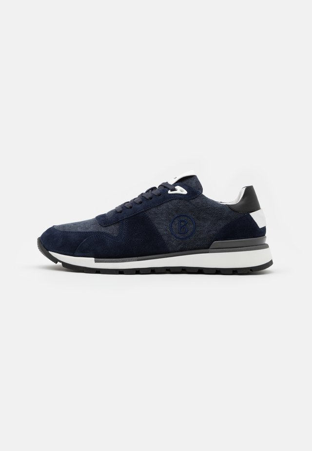 NEW LIVIGNO  - Sneakers laag - navy