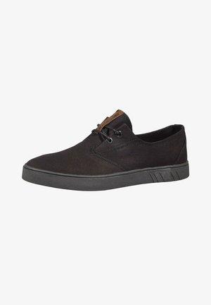 AVIO - Casual lace-ups - black/black