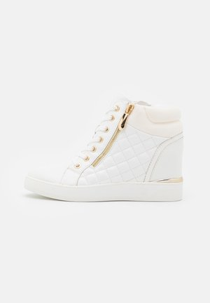 AILANNA - Sneakers hoog - other white