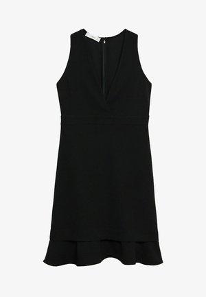 LAURA-I - Day dress - noir