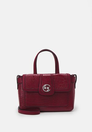 A REAL LADY HANDBAG - Handbag - red