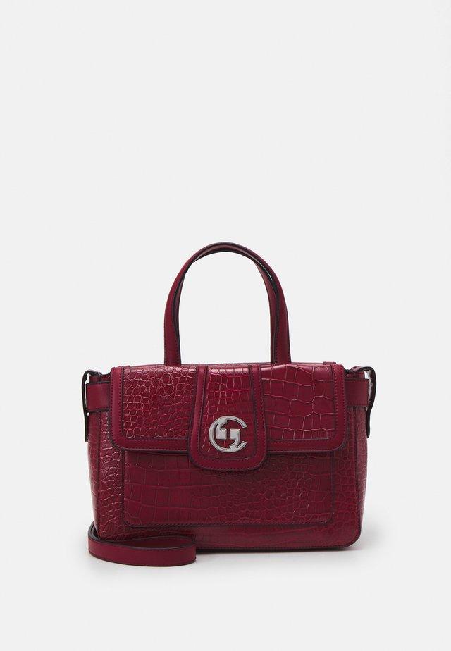 A REAL LADY HANDBAG - Handbag - red