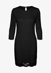 Vero Moda - EWELINA - Shift dress - black - 5