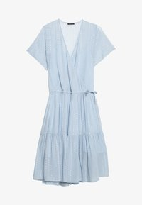 Stella Nova - LING - Denní šaty - dusty silver blue - 4