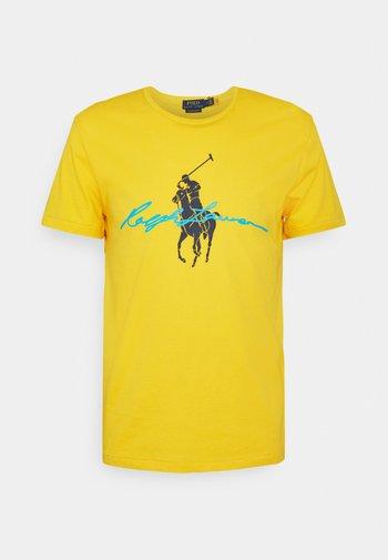 T-shirt z nadrukiem - yellowfin