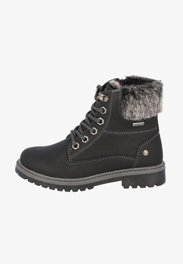 ANOUK - Winter boots - schwarz