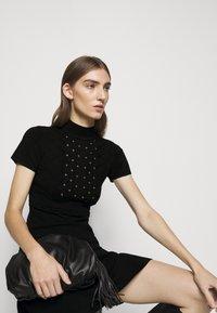 Pinko - DOMINICA DRESS - Jumper dress - nero - 3