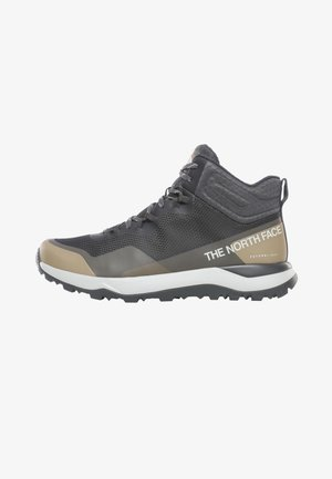 M ACTIVIST MID FUTURELIGHT - Scarpa da hiking - asphalt grey/moab khaki