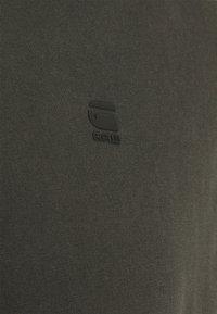 G-Star - LASH  - Basic T-shirt - carbid - 6