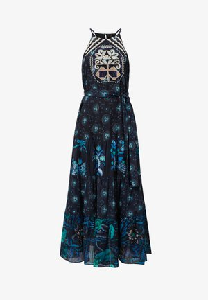 DESIGNED BY M. CHRISTIAN LACROIX: - Vestido informal - black