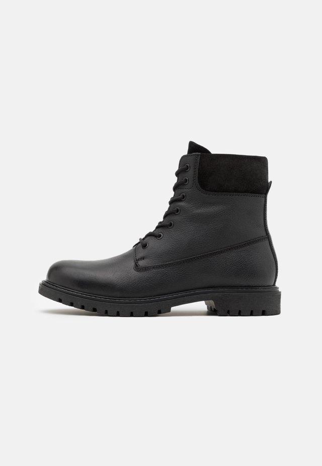 BIADAREN BOOT - Snørestøvletter - black