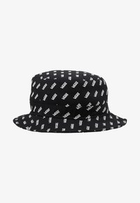 Vans - UNDERTONE BUCKET - Hattu - black retro vans - 5