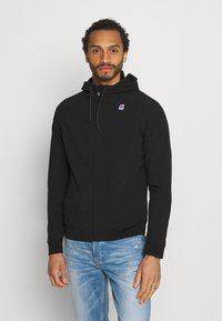K-Way - RAINER FUNCTION UNISEX - Summer jacket - black pure - 0